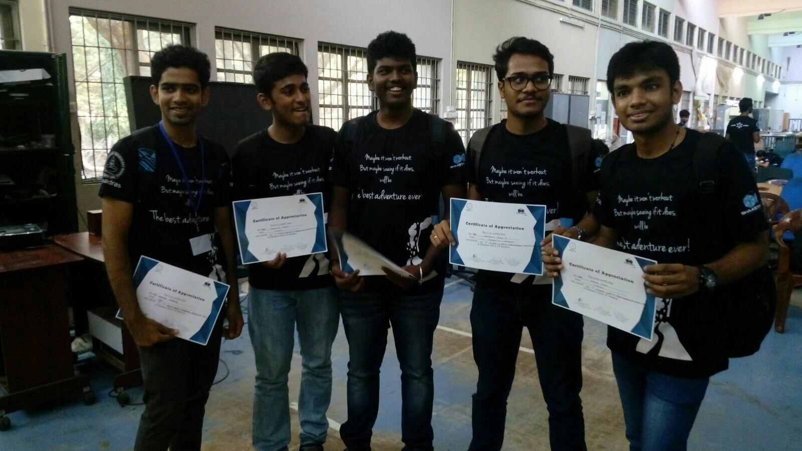 Maker Summit at IIT Madras