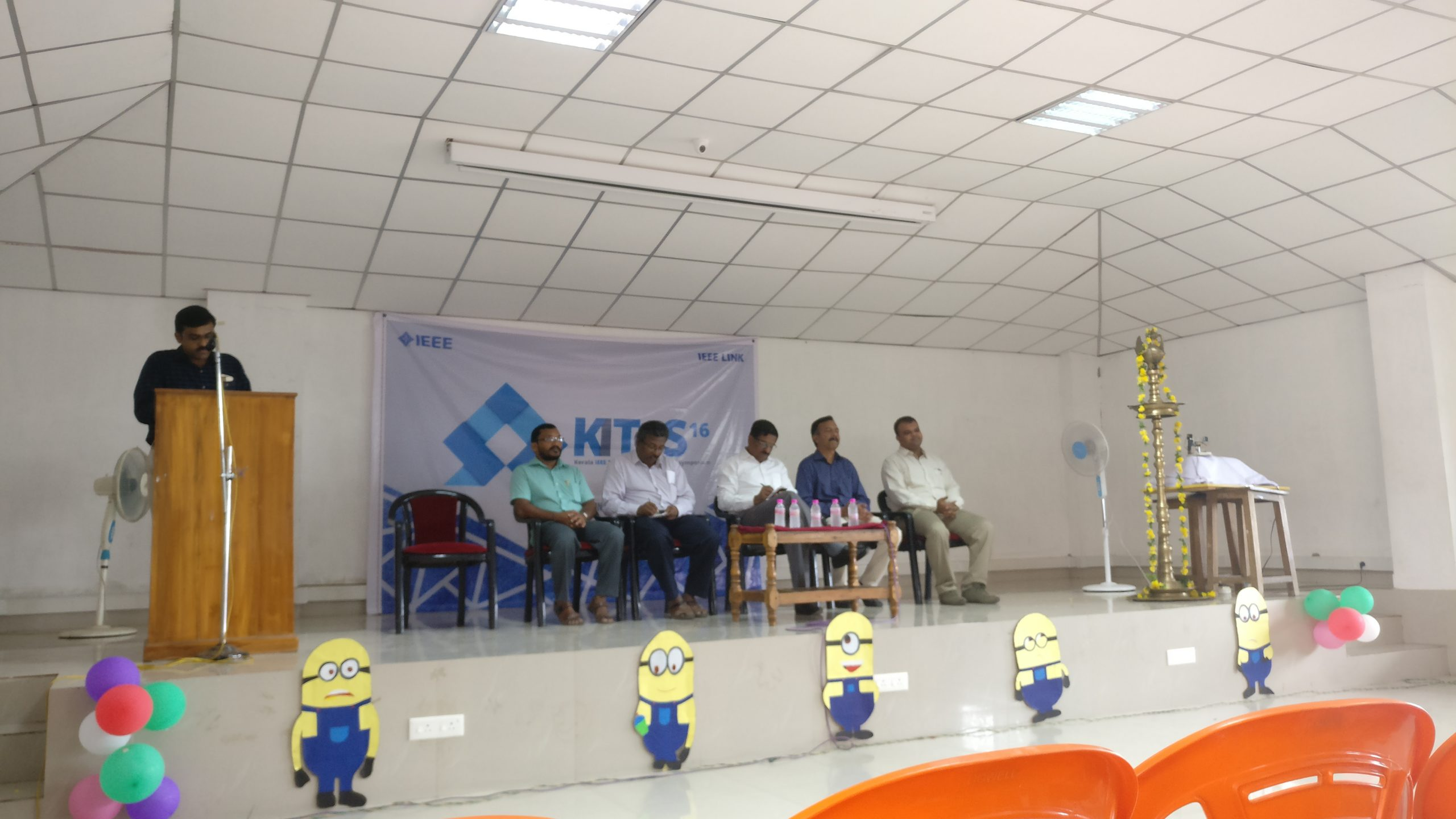 KITES IEEE technical meet