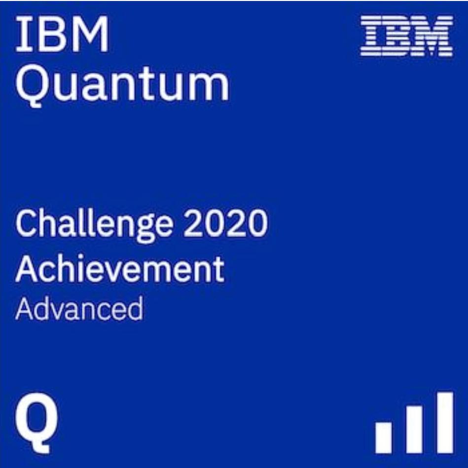IBM Quiskit Advocate