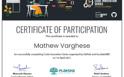 IncubateInd Hackathon