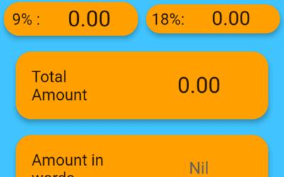 Easy Tax calculator for Veil